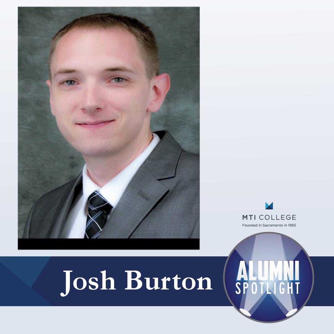 Alumni Josh Burton